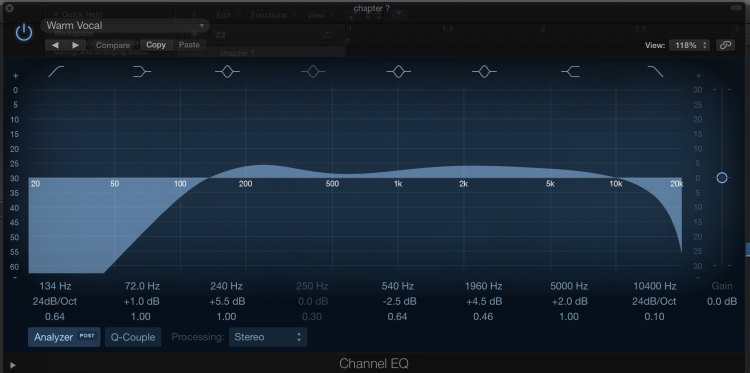 Channel Equalizer